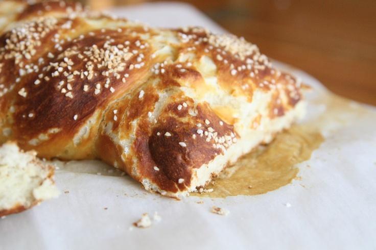 Hot Pretzel Challah Bread | Recipes | Pinterest