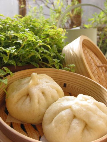 Nikuman (Meat-Filled Steamed Buns) at Home | Recipe