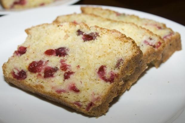 Cranberry Orange Loaf | Bakery | Pinterest
