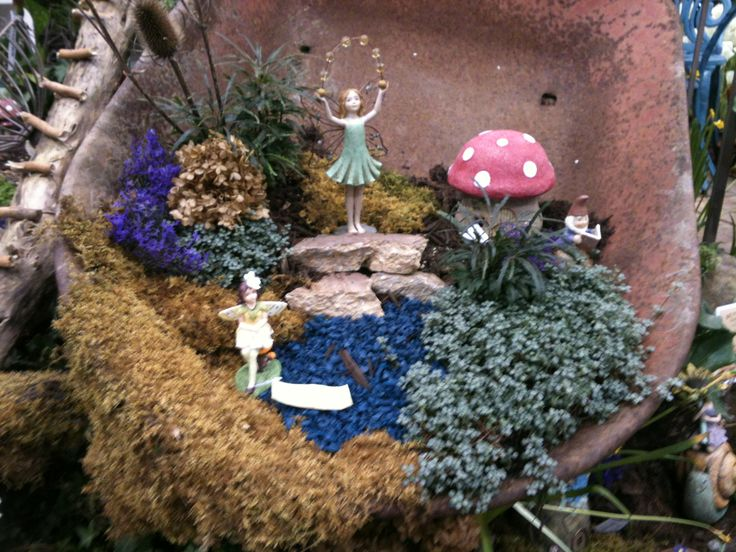 Pin By Trish Bystricky Gushura On Fairy Gardens Pinterest