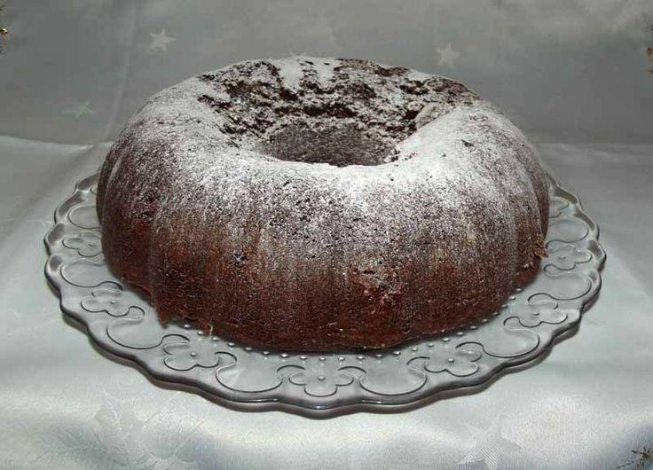 Chocolate Orange Bundt Cake | De todo un poco,!,,,hermoso! | Pinterest