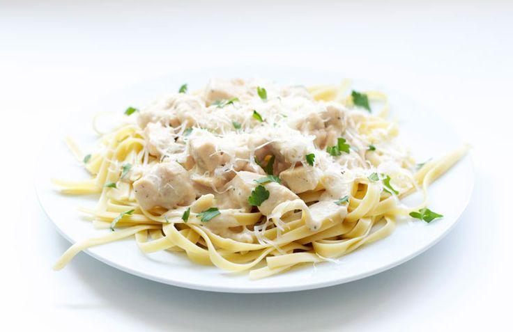 Chicken Fettuccini Alfredo Recipes — Dishmaps
