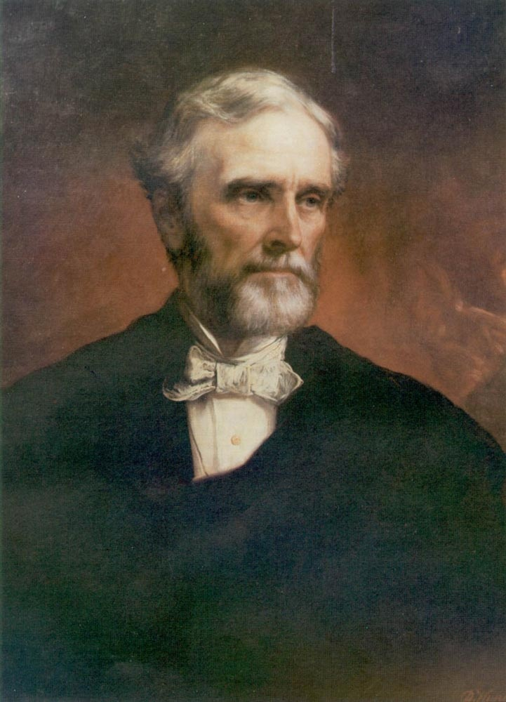 jefferson davis later life