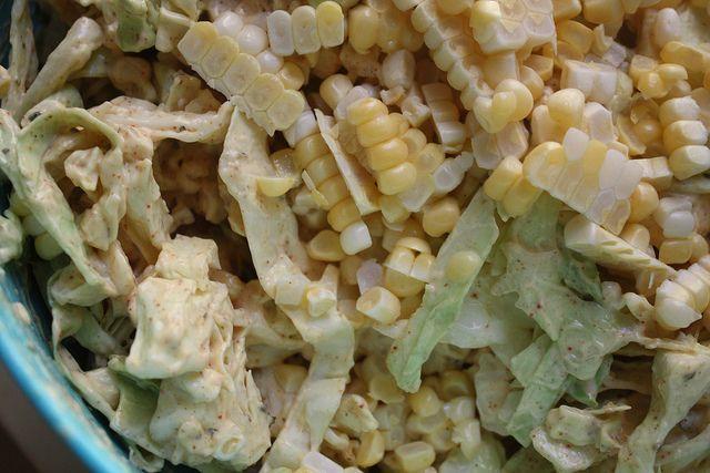 Mexican coleslaw by IveteTecedor, via Flickr