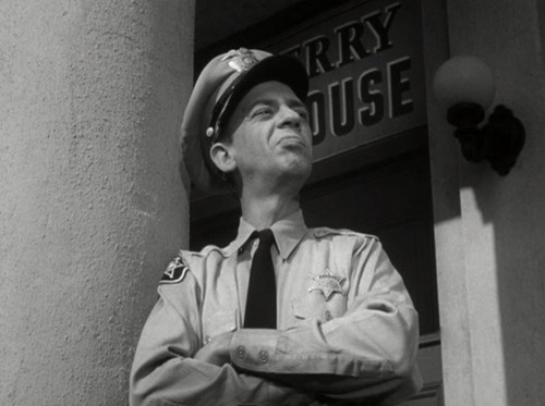 Barney Fife. Andy Griffith Show