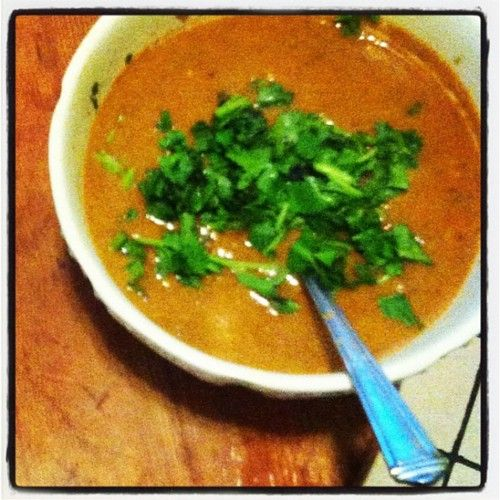 Easy West African Peanut Soup | Recipes - INTL - African Cuisine ...