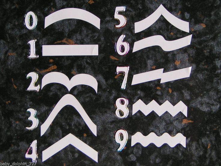 Из чего сделать наклейки для французского маникюра