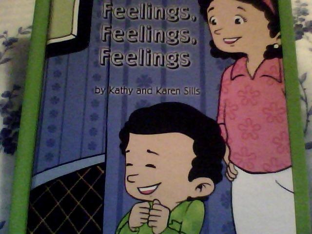 Feelings, Feelings, Feelings is a children's book written by me and my twin Kathy.  Found on www.amazon.com or www.rosedogbookstore.com  Bobbie has a dream about the toy store.  He thinks his mother will take him.  Find out what happens when she says no!