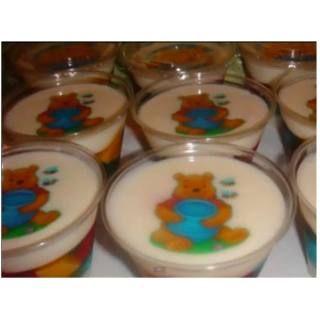 gelatinas con imagen en transfer - Buscar con Google