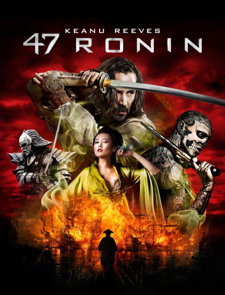 band of 47 leaderless samurai must seek help from Kai (Keanu Reeves
