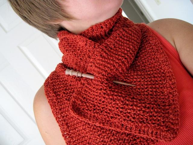 Crochet Knit Stitch Scarf : Crochet Scarfs