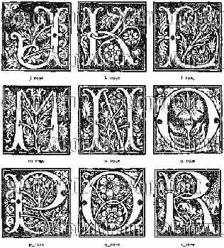 Renaissance Illuminated Manuscripts | Calligraphy | Pinterest