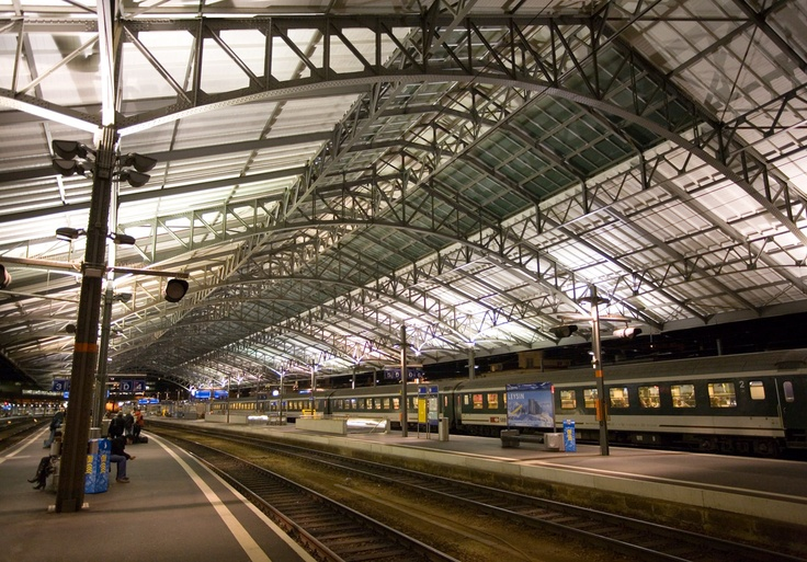 Lausanne Train Station: Schedules Station Info -Rail Europe
