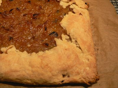 Alice Waters' Onion Tart. Impress your friends, make this tart. A ...