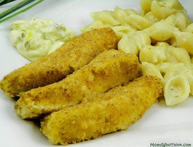 Recipe Fish Sticks are for grow ups who remember Fridays as fish stick ...