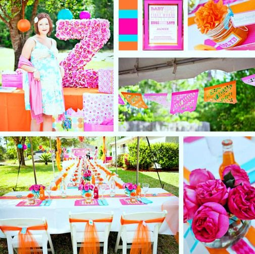 baby shower color themes baby shower ideas pinterest