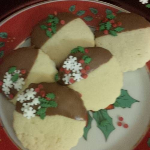 Cream Cheese Christmas Cookies | food | Pinterest