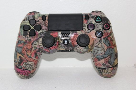 how to make a custom ps4 controller