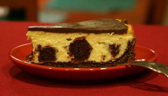 Brownie Mosaic Cheesecake   Cakes   Pinterest