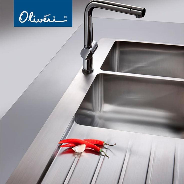 Oliveri Sinks : Oliveri #kitchen sink Kitchen Planning Pinterest