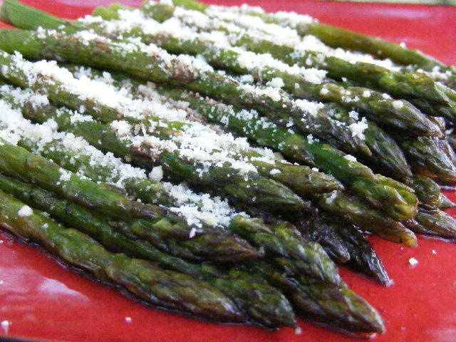 Oven Roasted Asparagus | Yum... | Pinterest