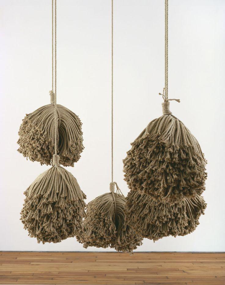 // alexandra bircken installation fiber