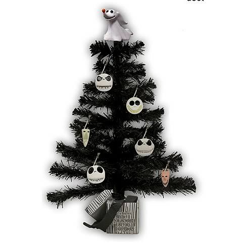Nightmare Before Christmas Tree | Dark xmas | Pinterest
