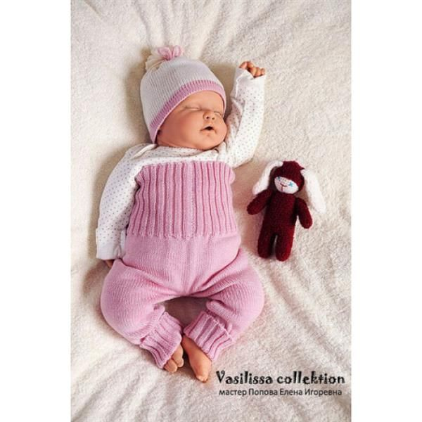 Костюмчики новорожденным своими руками