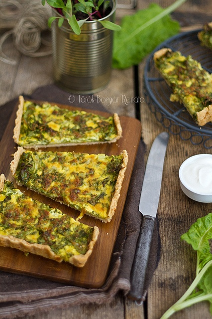 and swiss chard quiche salmon chard swiss chard inch 22 cm quiche dish ...