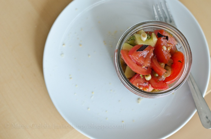 Missy's Marinated Tomatoes Recipe — Dishmaps