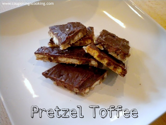 chocolate covered pretzel toffee | Cookies, Candy, Desserts...Oh MY ...