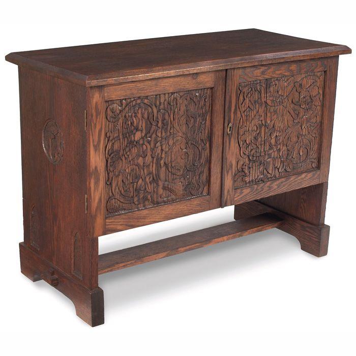 arts and crafts era furniture. Black Bedroom Furniture Sets. Home Design Ideas