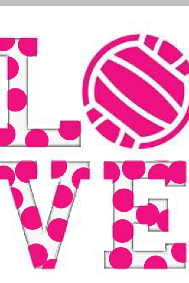 Love Volleyball...