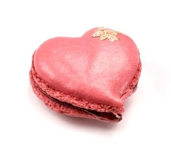 French Chocolate Macaron | Amour | Pinterest