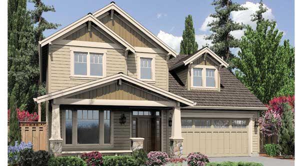 Malone House Plan - 2514