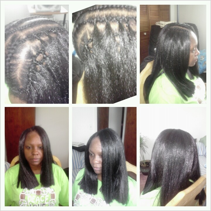 Crochet Straight Hair Video : Crochet Braids Straight Hair straight crochet hair styles 87229 ...