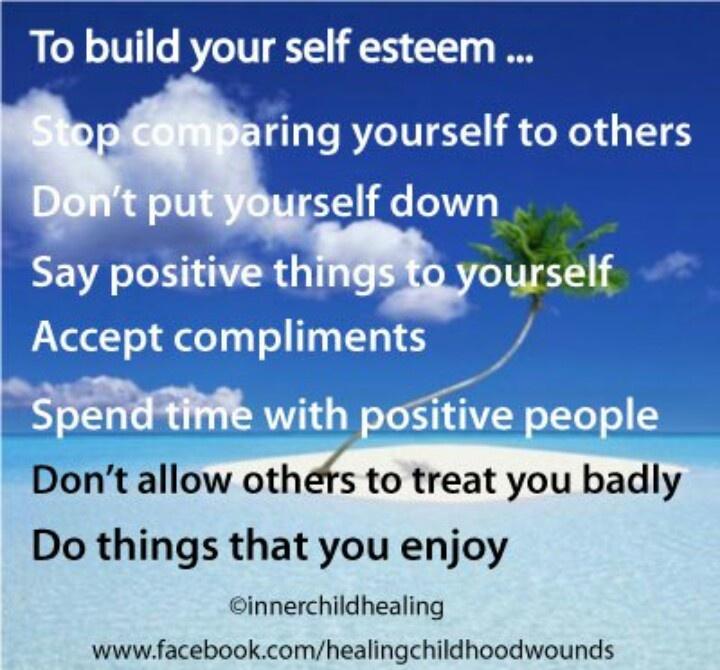Building self esteem 5 year old
