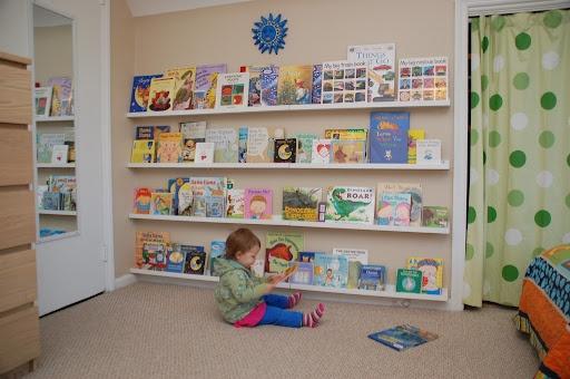 Children 39 s bookshelves ribba ikea peyton pinterest for Book shelf for kids room