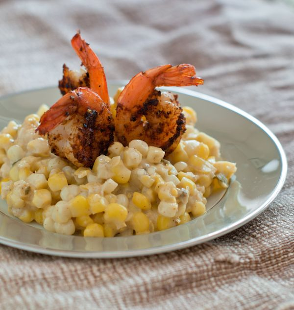 Shrimp And Sweet Corn Curry Recipe — Dishmaps