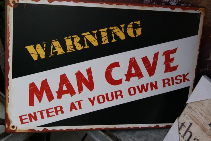 Man Cave Storage Quotes : Quotes about man caves quotesgram