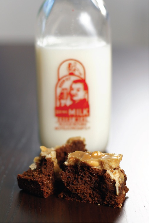 peanut praline brownies • today's nest | RECIPES / SWEET TOOTH ...