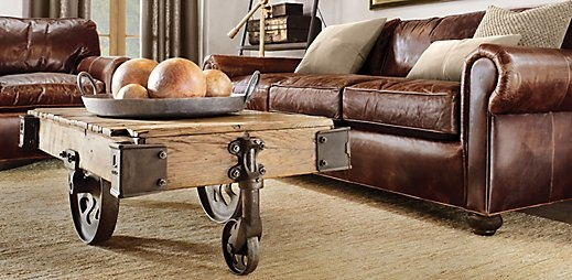 Tables & Trunks | Restoration Hardware