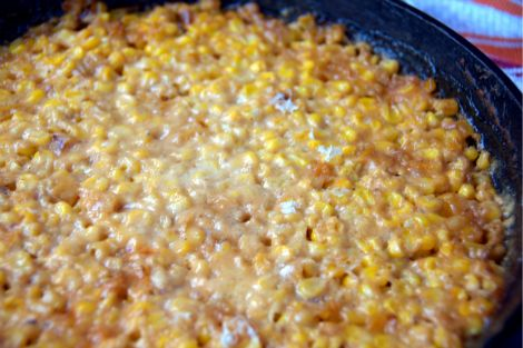 Cheesy Corn Bake | Food/Drink To Try | Pinterest
