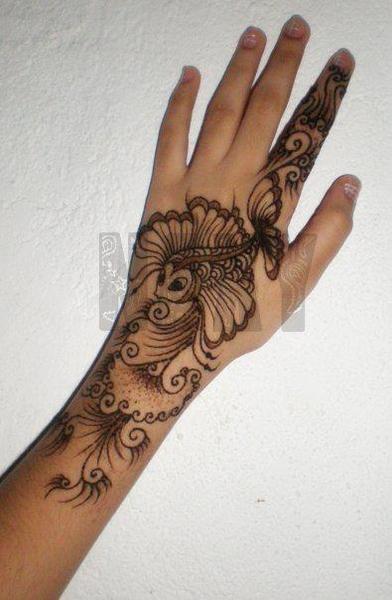 henna tattoo designs koi fish. Black Bedroom Furniture Sets. Home Design Ideas