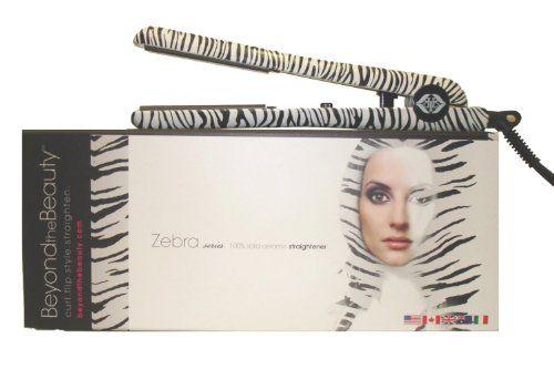 Dual voltage 110v 240v flat iron holder beyond the beauty zebra