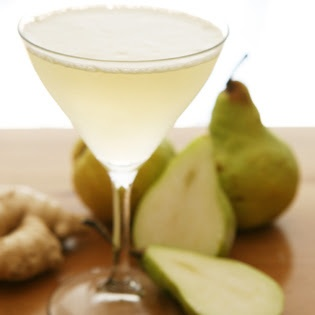 Best Pear Martini - Grey goose pear vodka, St. Germaine, and Champagne ...