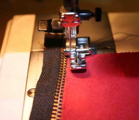Pose fermeture eclair couture et autre pinterest - Poser une fermeture eclair invisible ...
