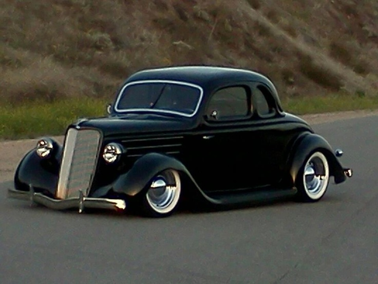 1935 ford 5 window coupe nice rides pinterest