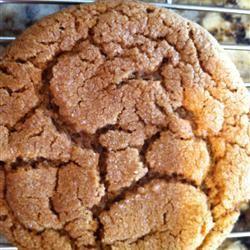 Big Soft Ginger Cookies | Fabulous Cookies | Pinterest