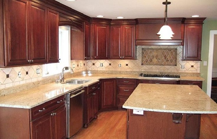 Cheap kitchen remodel granite countertop http for Cheap kitchen countertop ideas